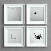 Picture Frames Set-38