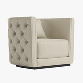 LEANDRO Armchair By Opera Contemporary