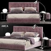 Poliform Arca Bed