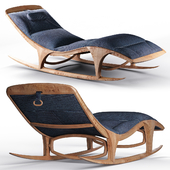 Enzo chaise lounge
