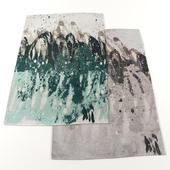 Louis de poortere carpets in Atlantic Surf collection