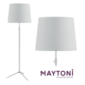 Floor lamp Maytoni MOD323-FL-01-W