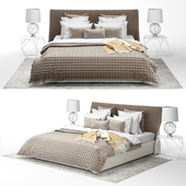 Giorgetti / Altea Bed set