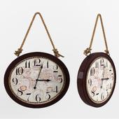 Hampson Wall Clock