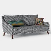 Twils revival sofa
