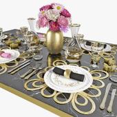 table setting 10