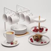Yamazaki Tosca coffee set