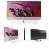 "Samsung TV  75"" QLED Smart 4K UHD  (2018)"