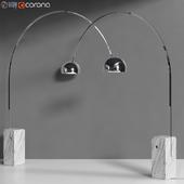 Arco Flos Floor Lamp