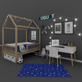 Child room set