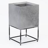 Hardkea flowerpot cube