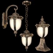 Set of lamps Elektrostandard Atlas GLYF-2010