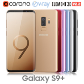 Samsung Galaxy S9 PLUS all colors