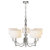 Evi Collection 5 Light Chandelier Fountain lighting