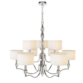 Evi Collection 9 Light Chandelier Fountain lighting