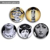 Decorative plate set 15