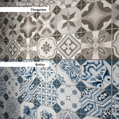 Tiles set 38