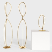 Arrival Floor and Table lamps