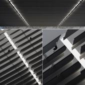 False ceiling rack 17