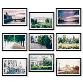 Posters: Paris.