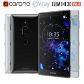 Sony Xperia XZ2 Premium all colors