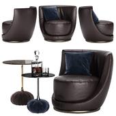 Longhi laurent chair