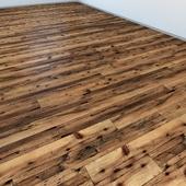 Light Oak Floor Multitexture Solid Boards