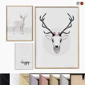 DESENIO Happy Deer
