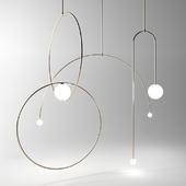 Michael Anastassiades Ceiling Lights