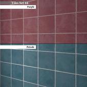Tiles set 44
