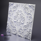 plaster 3d panel Valencia from Artpole