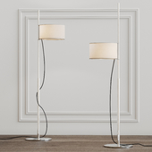 Santa Cole TMD floor lamp