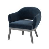 Gumi bergere chair by gotham