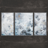 Kent Walsh's Golden Glow Triptych John-Richard Collection