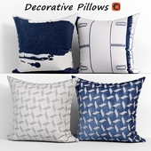 Decorative pillows set 144 West elm