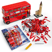 LEGO London Bus №10258