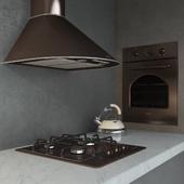 MAUNFELD for small kitchens (copper)