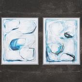 Emily Ryan Smith's Blue Twins John-Richard Collection