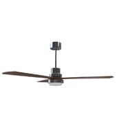 "52 ""Ceiling Fan Remote Control 3 Blades LED"