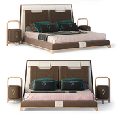 Techinova Bed - Fortune II Collection 2018