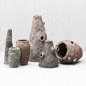 Ancient jugs