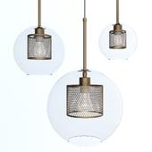 Светильник стеклянный CATCH01