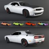 Dodge Challenger SRT Helcat- (2015)