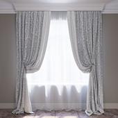 Curtains JAB Damasco 01 (Curtains JAB Damasco 01 YOU)