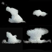 Clouds (3D model)