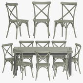 The Gray Barn - Chairs & Table