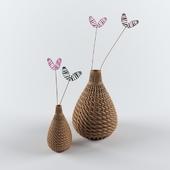 vase for decor