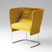 Paola Lenti Ami chair