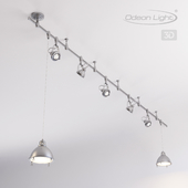 Flexible track ODEON LIGHT 3807/1 BRETA