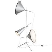 Eurofase DESIGNWL2017 Manera 3-Light Floor Lamp